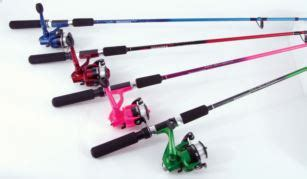 rod reel combo compleat angler