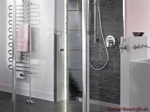 Dusche Wandverkleidung Kunststoff : die dusche mit echten steinen zu verkleiden ist aus gesundheitlichen gr nden nicht zu ~ Markanthonyermac.com Haus und Dekorationen