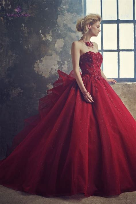 25 Best Ideas About Red Ball Gowns On Pinterest Pink