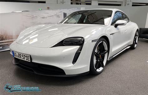 Mission Taycan 4S Accomplished (Delivered)!   Porsche ...