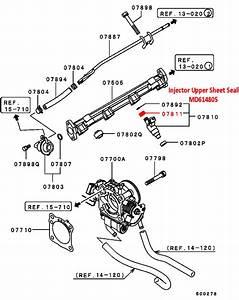 Mitsubishi Fuel Pressure Diagram