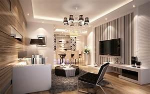 Wandgestaltung Wohnzimmer Streifen : wandgestaltung streifen ideen m belideen ~ Sanjose-hotels-ca.com Haus und Dekorationen