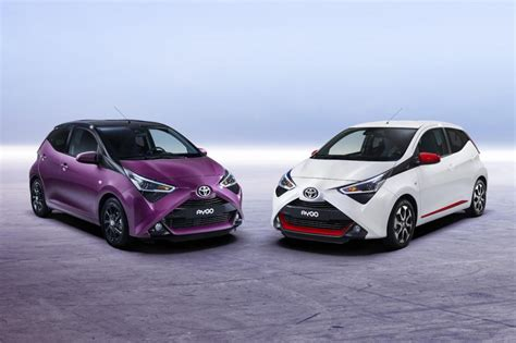 Toyota Aygo 2018 images | Carbuyer