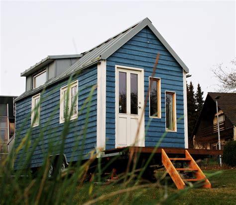Tiny Häuser Deutschland by Ein Tinyhouse Bauen Kleine H 228 User Gro 223 E Freiheit