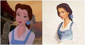 What Disney Princesses Would Look Like If They Were Real ...