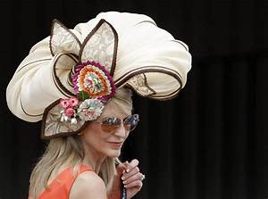 At the Kentucky Derby, Big Hats Mean Big Bucks - NBC News