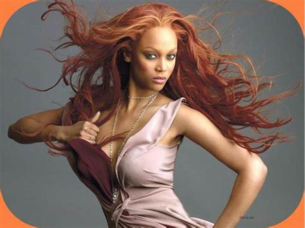 #Tyra #Banks #Hairstyles #Evolution