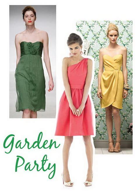 garden dresses code
