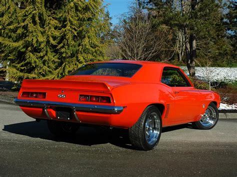 1969 Chevrolet Camaro Custom Coupe 75242
