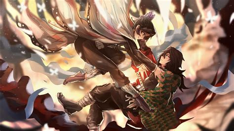 demon slayer shinobu kochou giyuu tomioka hd anime