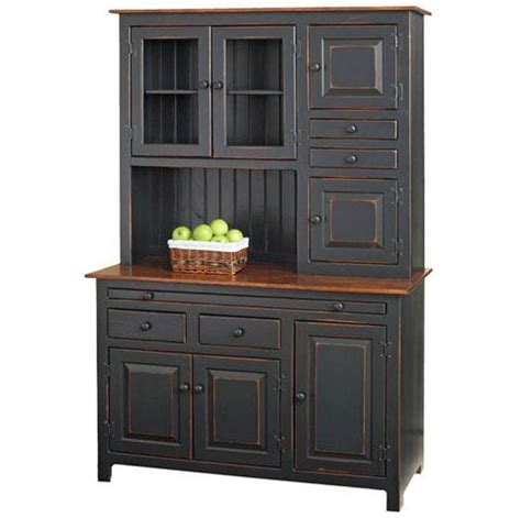 Hoosier Cabinet Reproduction Amish by Amish Pine Hoosier Hutch From Dutchcrafters Amish Furniture