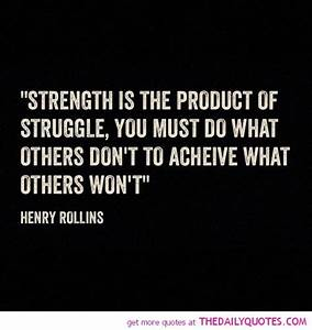 Famous Quotes About Struggle  Quotesgram