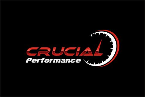 Car Performance Logo by Serious Professional Automotive Logo Design For Crucial