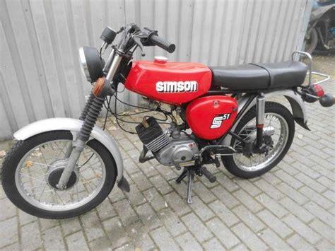 simson s51 kaufen simson s51 c 1990 f 252 r 2 000 eur kaufen