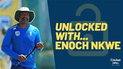 Enoch Nkwe shares his story | Cricket Fanatics Magazine
