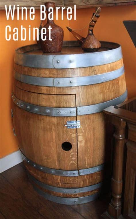 ingenious diy projects   wine barrels