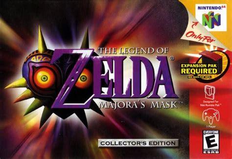 Majora's Mask Original Soundtrack