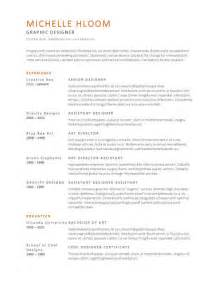 Sample Professional Resume Templates