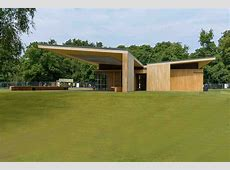 Virginia Water Visitors Centre Wins a National Civic Trust