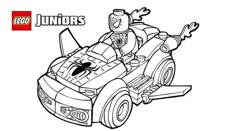 Lego Spiderman Coloring Pages Zbs Stuff Pinterest