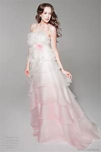 alena goretskaya wedding dresses 2012 wedding inspirasi With light pink wedding dresses