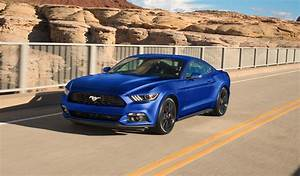 Reviewed: 2016 Ford Mustang EcoBoost