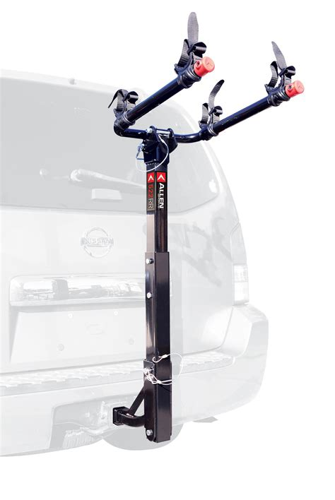 hitch bike rack allen sports deluxe 2 bike hitch mount rack