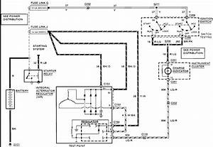 Ford Start Wiring Diagram