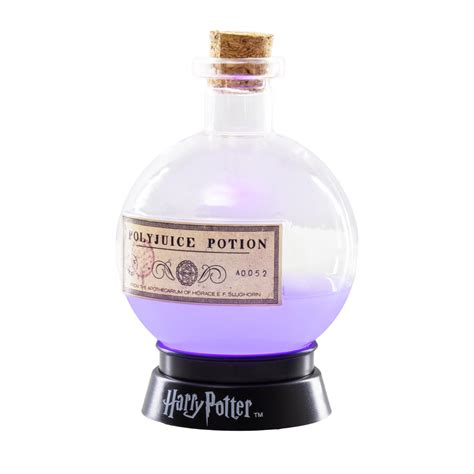 harry potter polyjuice potion zaubertrank lampe getdigital