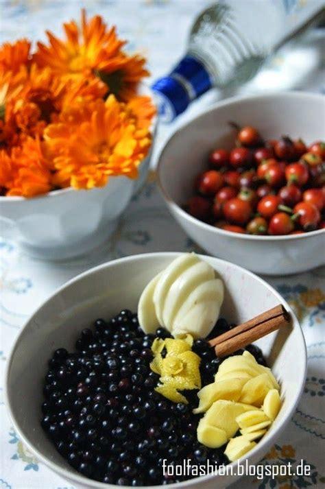 pflanzen gegen fieber selbstgemachtes erk 228 ltungsmittel hagebutte ringelblume holunderbeeren heilkr 228 uter und