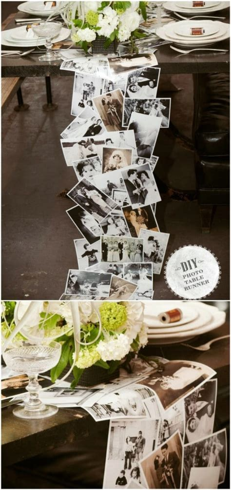 25 diy wedding photo display ideas to showcase on your