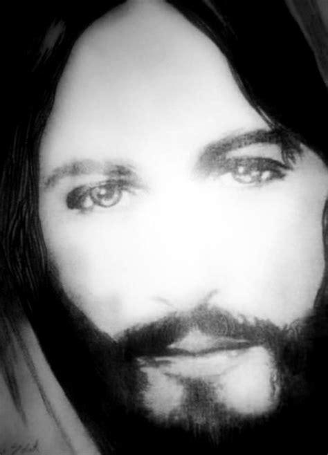 face  jesus drawing  susan solak