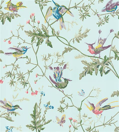 Hummingbirds Wallpaper by Cole & Son