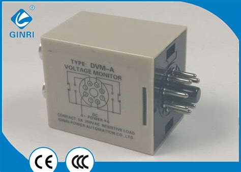 Undervoltage Current Monitoring Relay Output