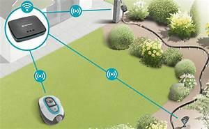 Gardena Smart App : robot tondeuse gardena smart sileno bestofrobots ~ Eleganceandgraceweddings.com Haus und Dekorationen