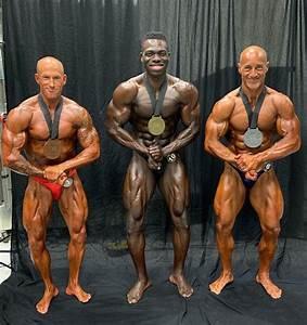 World Natural Bodybuilding Federation Top 3    Nattyorjuice