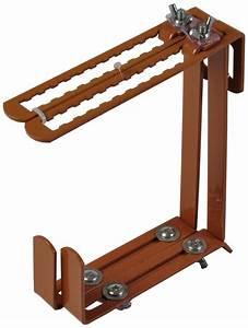 Balkonkasten Halterung Geländer : 2er set blumenkastenhalter universal balkonkastenhalter balkonkasten halterung kaufen bei www ~ Watch28wear.com Haus und Dekorationen
