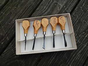 small wood carving tools   birstein  box