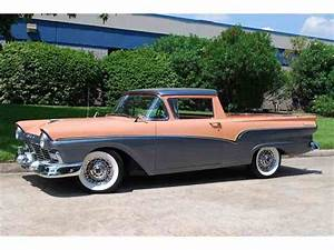 1957 Ford Ranchero For Sale On Classiccars Com
