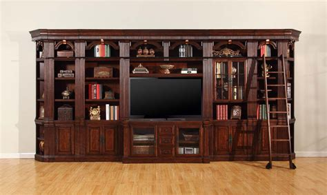 library wall units bookcase parker house wellington library bookcase wall unit 6 wel