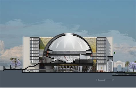 design architecture bureau algerian parliament e architect