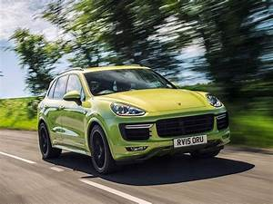 Porsche Recalls Panamera And Cayenne For Engine Issues