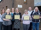 Roanheads residents get better connected   Buchan Observer