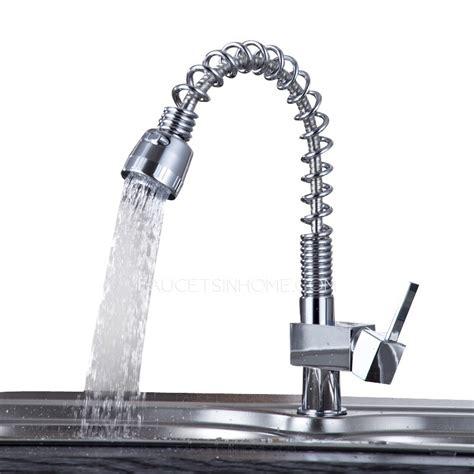 kitchen faucet sale hot sale spring pipe rotatable single handle kitchen faucet