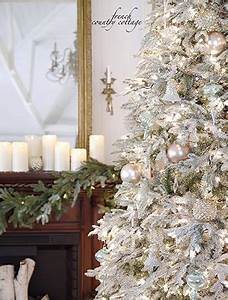 How to Decorate Your Home with a White Christmas Theme