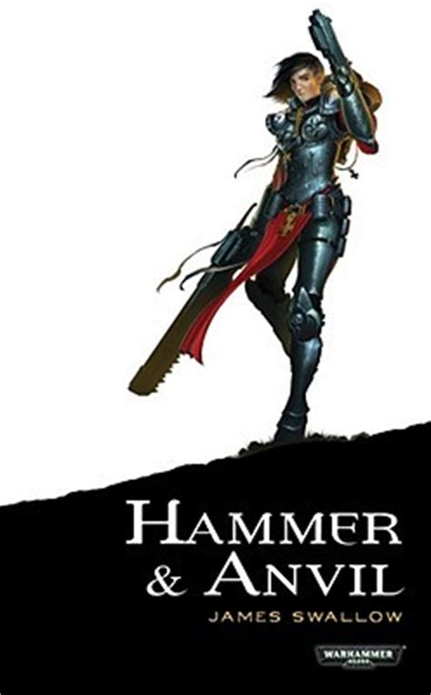 hammer  anvil  james swallow reviews discussion bookclubs lists