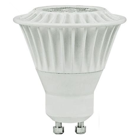 tcp dimmable flood led mr16 gu10 light bulb 50 watt
