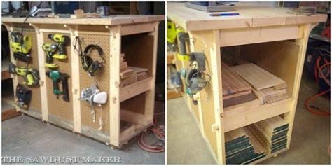diy ideas  wood storage
