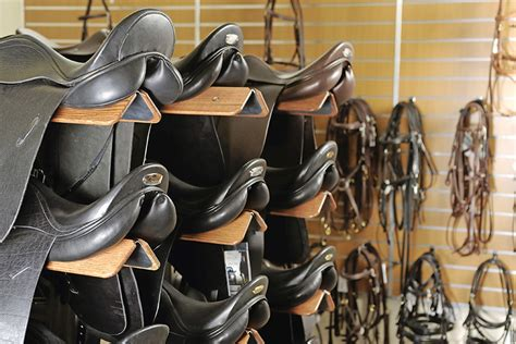 horse saddle flat wide backed guide
