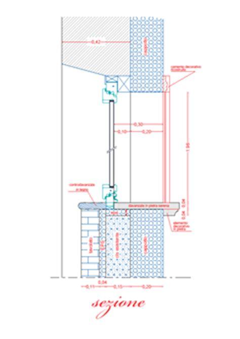 Taglio Termico Davanzale Una Casa Di Classe A Correggere I Ponti Termici